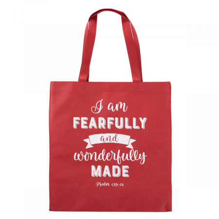 I am fearfully and wonderfully made [1]