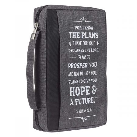 I Know the Plans Charcoal Jer 29:11 [3]