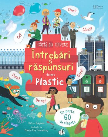 Intrebari si raspunsuri despre plastic (Usborne) [0]