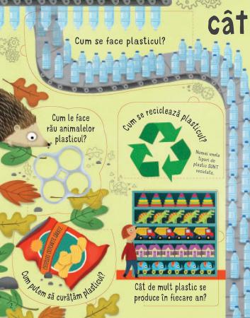 Intrebari si raspunsuri despre plastic (Usborne) [2]