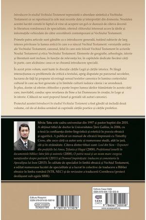 Introducere in studiul Vechiului Testament. Pentateuhul si cartile istorice1