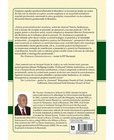 Istoria penticostalismului romanesc. Volumul 2. Lucrarile puterii lui Dumnezeu1
