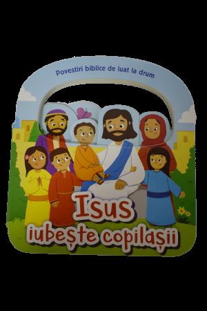 Isus iubeste copilasii0
