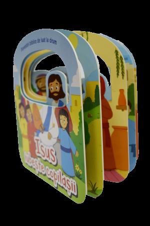 Isus iubeste copilasii1
