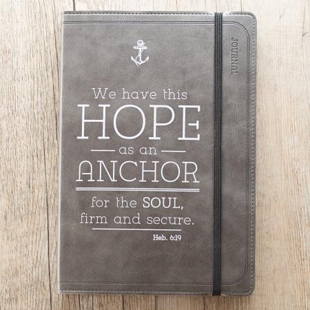 Hope as an Anchor - Dark Grey [1]