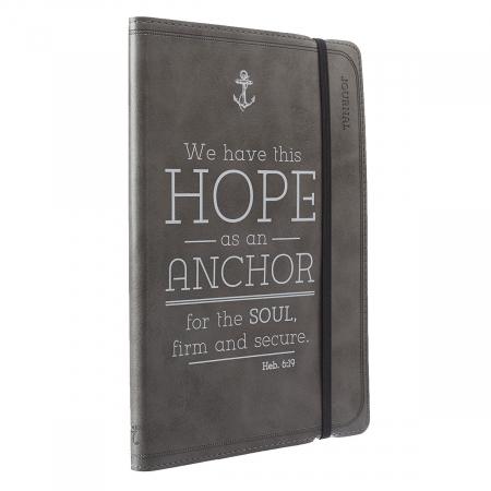 Hope as an Anchor - Dark Grey [4]