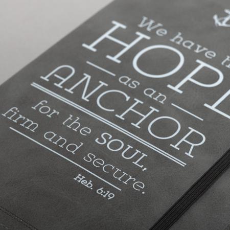 Hope as an Anchor - Dark Grey [5]