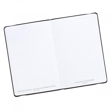 My soul finds rest - 160 dot grid pages [4]