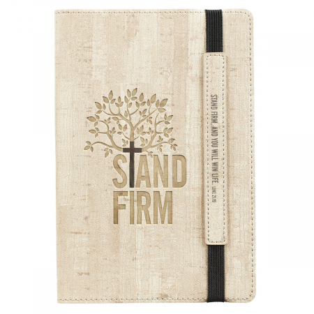 Stand firm - 160 dot grid pages [0]