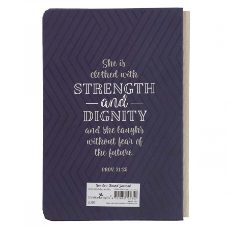 Stength and dignity [1]