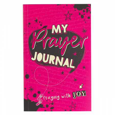 My Prayer journal - Pink [0]