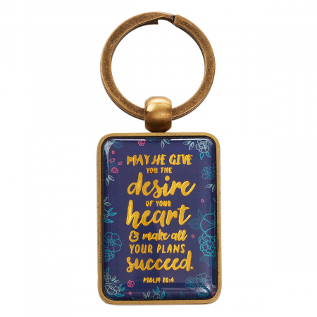 May He give you the desire of your heart [0]