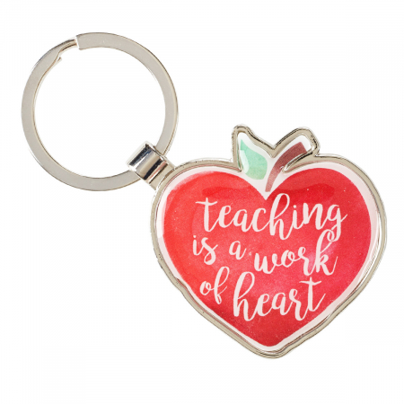 Teaching is a work of heart [0]