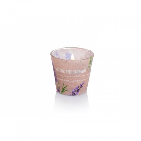 Lumanare parfumata - LAVENDER & LEMON1
