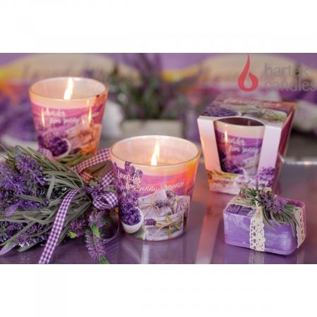 Lumanare aromatica - Lavender Soap2