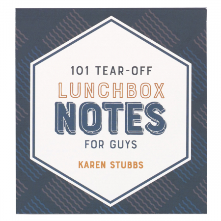 Lunchbox notes for guys - 101 sheets [0]