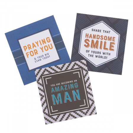 Lunchbox notes for guys - 101 sheets [2]