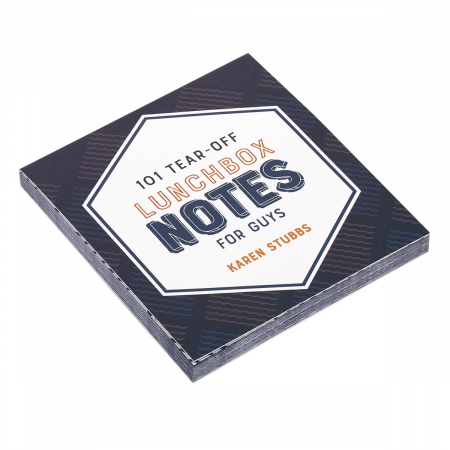 Lunchbox notes for guys - 101 sheets [3]