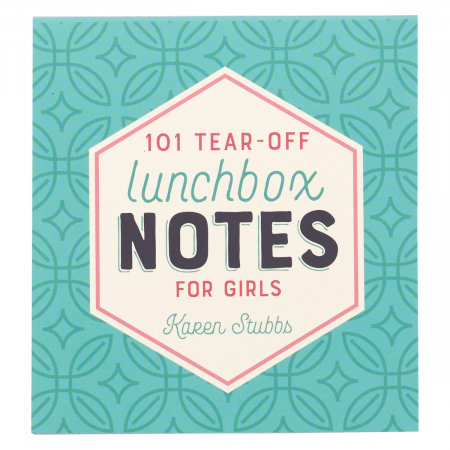 Lunchbox notes for girls - 101 sheets [0]