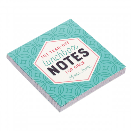 Lunchbox notes for girls - 101 sheets [3]