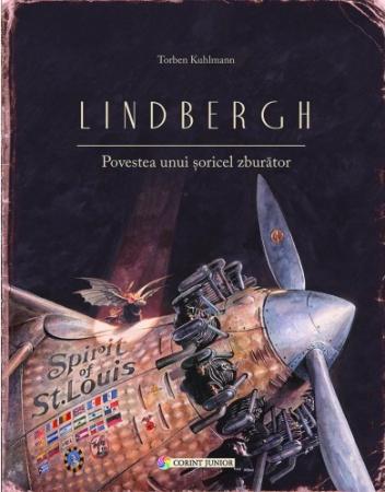 Lindbergh. Povestea unui soricel zburator0