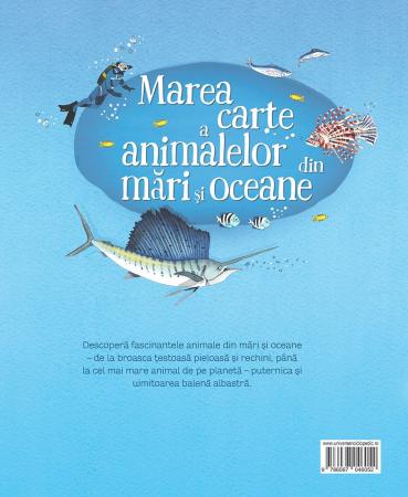 Marea carte a animalelor din mari si oceane (Usborne) [1]
