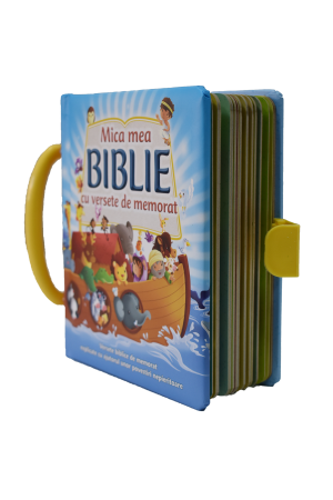 Mica mea Biblie cu versete de memorat1