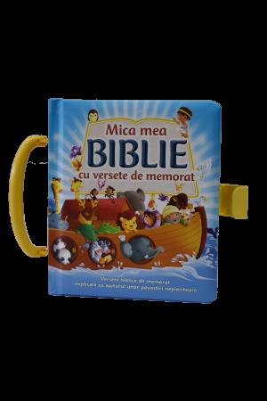 Mica mea Biblie cu versete de memorat0