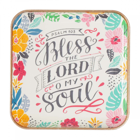Bless the Lord o my soul - 97 x 97 mm [0]