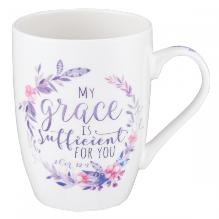 My grace is sufficient [0]