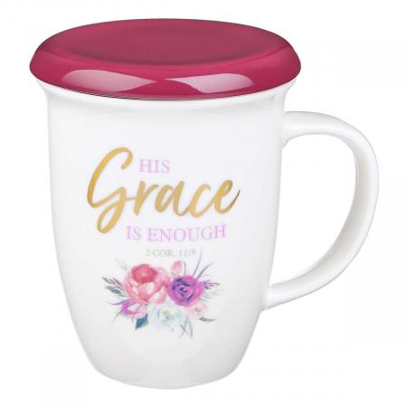 His grace is enough [0]