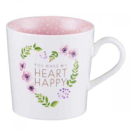 You make my heart happy [0]