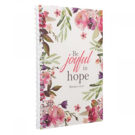 Be joyful in hope [3]