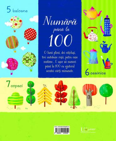 Numara pana la 100 (Usborne) [5]