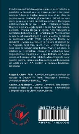 O istorie a teologiei1