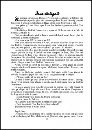 Oameni din Noul Testament - povestiri pentru scolari2