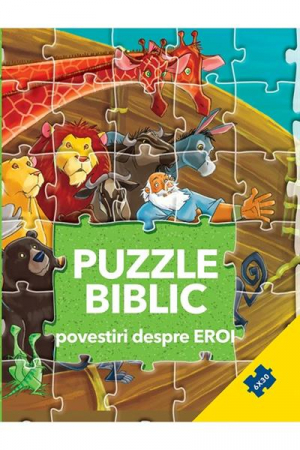 Puzzle biblic. Povestiri despre eroi0