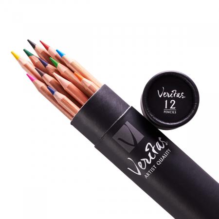 Set of 12 pencils - Round pack [2]