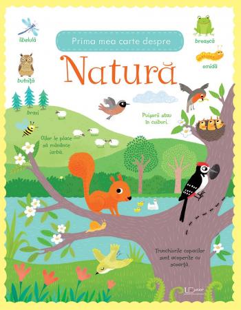 Prima mea carte despre natura (Usborne) [0]