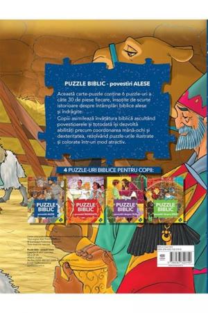 Puzzle biblic. Povestiri alese1