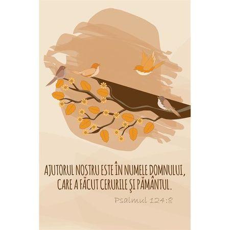 Carnetel - Psalmul 124:8