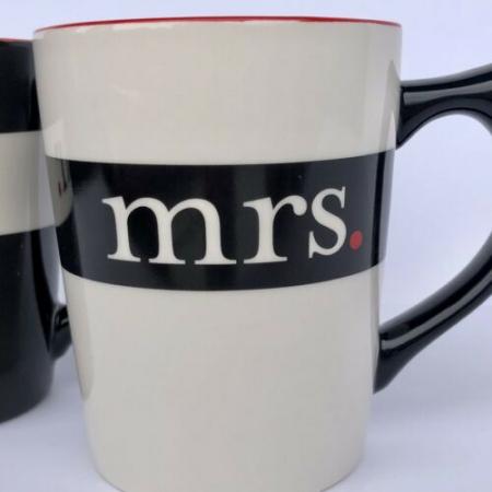 Mrs. - Black and White [1]