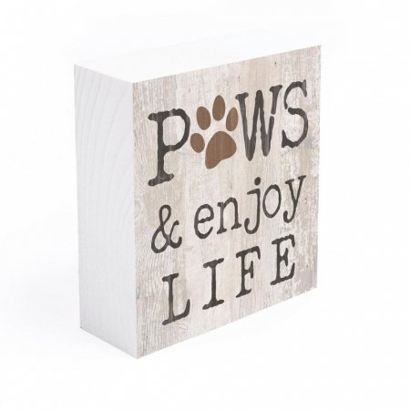 Paws and enjoy life [0]