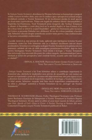 Teologia Noului Testament. Maretia lui Dumnezeu in Hristos1