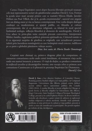 Timpul Imparatiei: eseuri despre bucuria libertatii spirituale1