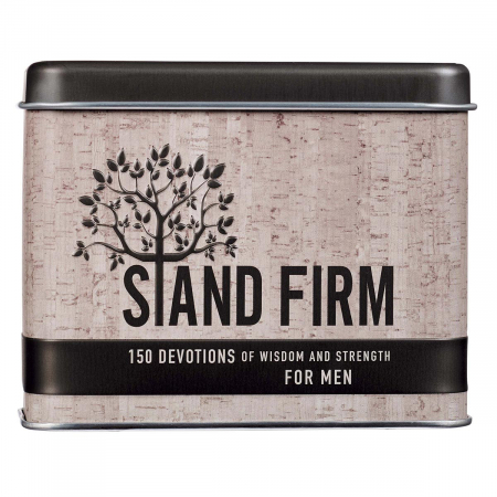 Stand firm [0]