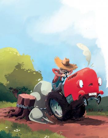 Tractorasul Titi [2]