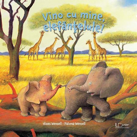 Vino cu mine, elefantelule! [0]