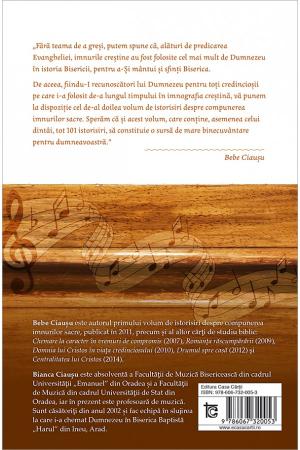 Voi canta doar despre Isus: istorisiri despre compunerea imnurilor sacre. Vol. 2 [1]