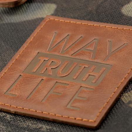 Way Truth Life - Tri-Fold - Camo [4]